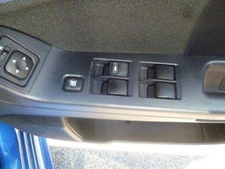 2009 Mitsubishi Lancer CJ MY09 VR Blue 6 Speed Constant Variable Sedan