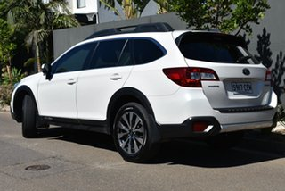 2016 Subaru Outback B6A MY16 2.5i CVT AWD Premium Pearl White 6 Speed Constant Variable Wagon.