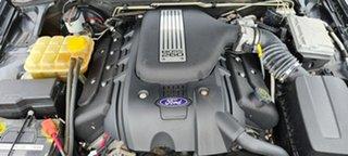 2006 Ford Falcon BF Mk II XR8 Grey 6 Speed Sports Automatic Sedan.