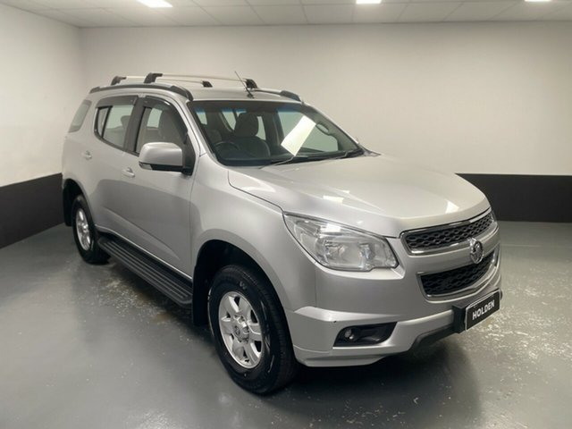 Used Holden Colorado 7 RG MY16 LT Hamilton, 2016 Holden Colorado 7 RG MY16 LT Silver 6 Speed Sports Automatic Wagon