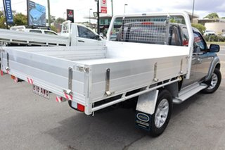 2007 Mazda BT-50 UNY0E3 DX+ Freestyle Grey 5 Speed Manual Cab Chassis.
