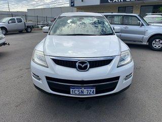 2008 Mazda CX-9 Classic White 6 Speed Auto Activematic Wagon.
