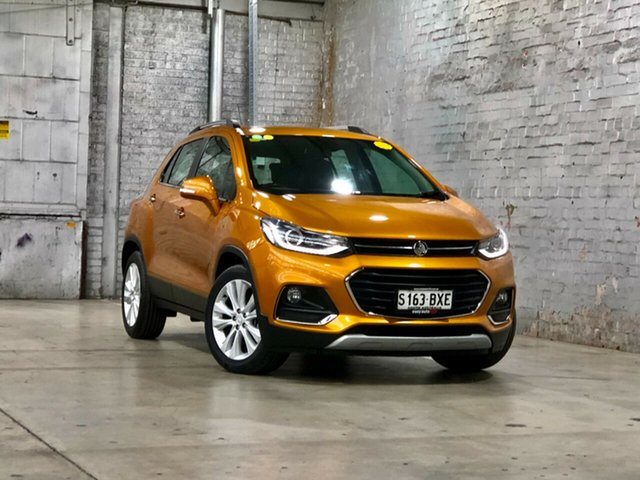 Used Holden Trax TJ MY18 LTZ Mile End South, 2018 Holden Trax TJ MY18 LTZ Orange 6 Speed Automatic Wagon