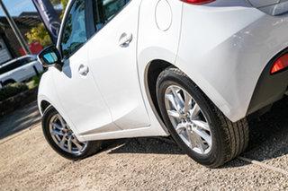 2014 Mazda 3 BM5478 Maxx SKYACTIV-Drive Snowflake White Pearl 6 Speed Sports Automatic Hatchback