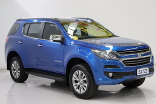 2018 Holden Trailblazer RG MY18 LTZ Blue 6 Speed Sports Automatic Wagon