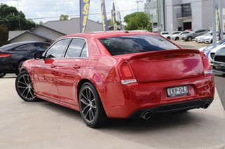 2017 Chrysler 300 LX MY17 SRT Core Redline Pearl 8 Speed Sports Automatic Sedan.