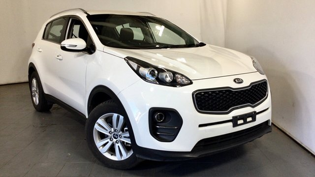 Used Kia Sportage QL MY17 Si 2WD Elizabeth, 2017 Kia Sportage QL MY17 Si 2WD White 6 Speed Sports Automatic Wagon