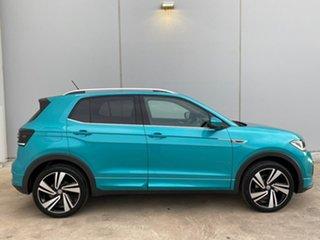 2020 Volkswagen T-Cross C1 MY21 85TSI DSG FWD Style 0z0z 7 Speed Sports Automatic Dual Clutch Wagon.