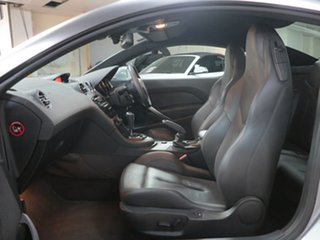 2012 Peugeot RCZ Grey 6 Speed Sports Automatic Coupe