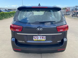 2018 Kia Carnival YP MY18 S Grey/010119 6 Speed Sports Automatic Wagon