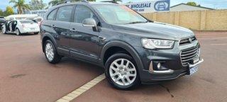 2016 Holden Captiva CG MY16 Active 2WD Grey 6 Speed Sports Automatic Wagon.