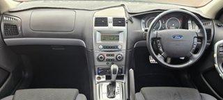 2006 Ford Falcon BF Mk II XR8 Grey 6 Speed Sports Automatic Sedan