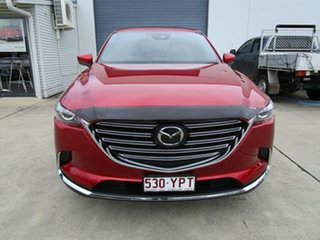 2018 Mazda CX-9 TC GT SKYACTIV-Drive Red 6 Speed Sports Automatic Wagon.