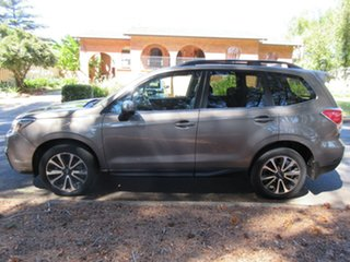 2017 Subaru Forester S4 MY17 2.5i-S CVT AWD Sepia Bronze 6 Speed Constant Variable Wagon