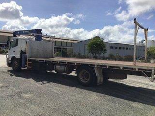 2014 UD PK17 280 PK17 280 Truck White Crane Truck