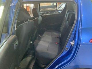 2011 Suzuki Swift FZ GL Blue 5 Speed Manual Hatchback