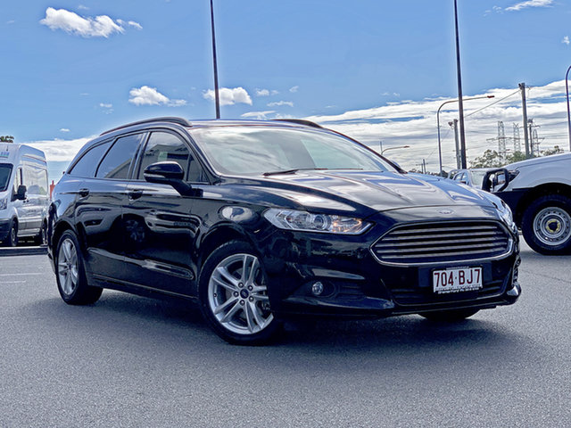 Used Ford Mondeo MD Ambiente Ebbw Vale, 2016 Ford Mondeo MD Ambiente 6 Speed Sports Automatic Dual Clutch Wagon