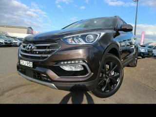 2018 Hyundai Santa Fe DM5 MY18 Active X Bronze 6 Speed Automatic Wagon.