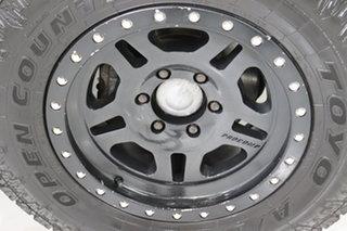 2014 Toyota FJ Cruiser GSJ15R MY14 White 5 Speed Automatic Wagon