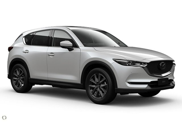New Mazda CX-5 KF4WLA GT SKYACTIV-Drive i-ACTIV AWD East Maitland, 2021 Mazda CX-5 KF4WLA GT SKYACTIV-Drive i-ACTIV AWD White 6 Speed Sports Automatic Wagon