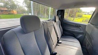 2015 Isuzu D-MAX MY15 SX Crew Cab 4x2 High Ride Silver 5 Speed Sports Automatic Utility
