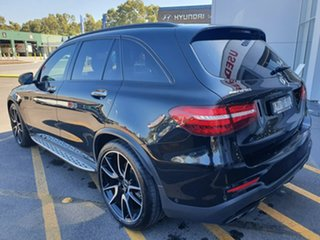 2017 Mercedes-Benz GLC-Class X253 808MY GLC43 AMG 9G-Tronic 4MATIC Black 9 Speed Sports Automatic