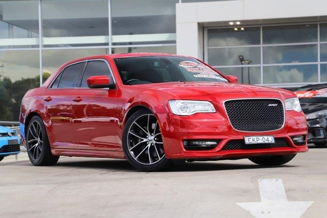 Used Chrysler 300 LX MY17 SRT Core Liverpool, 2017 Chrysler 300 LX MY17 SRT Core Redline Pearl 8 Speed Sports Automatic Sedan