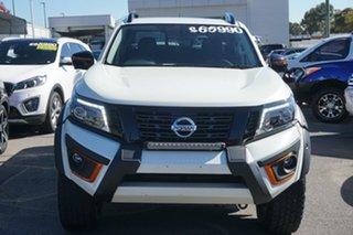 2019 Nissan Navara D23 S4 MY19 N-TREK Warrior White 7 Speed Sports Automatic Utility.