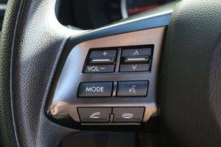 2012 Subaru Impreza G4 MY12 2.0i AWD White 6 Speed Manual Sedan