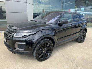 2015 Land Rover Range Rover Evoque L538 MY16 HSE Black 9 Speed Sports Automatic Wagon.
