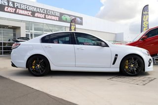 2014 Holden Special Vehicles GTS Gen-F MY14 Heron White 6 Speed Sports Automatic Sedan.