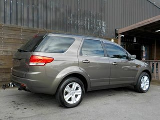 2012 Ford Territory SZ TX Seq Sport Shift Brown 6 Speed Sports Automatic Wagon