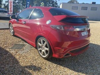 2011 Honda Civic 30 MY09 Type R Red 6 Speed Manual Hatchback.