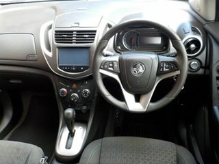 2015 Holden Trax TJ MY15 LS White 6 Speed Automatic Wagon