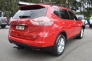 2016 Nissan X-Trail T32 TS 4WD Red 6 Speed Manual Wagon