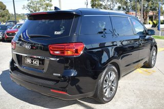 2020 Kia Carnival YP MY20 SLi Black/Grey 8 Speed Sports Automatic Wagon