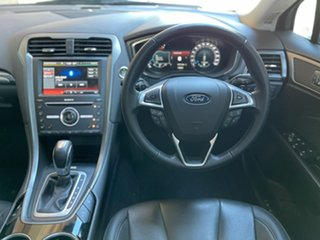 2015 Ford Mondeo MD Titanium Black 6 Speed Sports Automatic Hatchback
