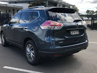 2016 Nissan X-Trail T32 Ti X-tronic 4WD Blue 7 Speed Constant Variable Wagon