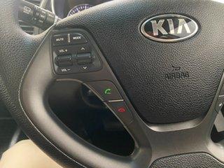 2015 Kia Cerato YD MY15 S Blue 6 Speed Automatic Hatchback