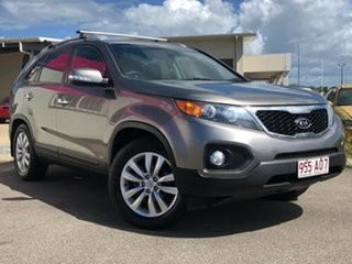 2011 Kia Sorento XM MY11 SLi Silver 6 Speed Sports Automatic Wagon