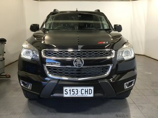 2015 Holden Colorado RG MY16 Z71 Crew Cab Black 6 Speed Sports Automatic Utility