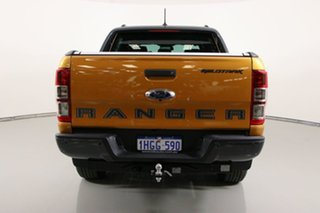 2021 Ford Ranger PX MkIII MY21.25 Wildtrak 3.2 (4x4) Orange 6 Speed Automatic Double Cab Pick Up
