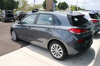 2019 Hyundai i30 PD.3 MY20 Go Iron Gray 6 Speed Sports Automatic Hatchback.