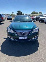 2014 Holden Calais VF MY14 Green 6 Speed Sports Automatic Sedan.