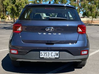 2021 Hyundai Venue QX.V3 MY21 Active The Denim 6 Speed Automatic Wagon