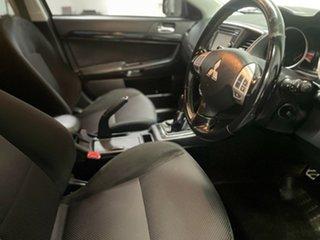 2015 Mitsubishi Lancer CF MY16 GSR Sportback Black 5 Speed Manual Hatchback