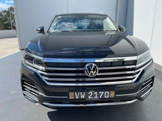 2020 Volkswagen Touareg CR MY21 170TDI Tiptronic 4MOTION 2t2t 8 Speed Sports Automatic Wagon.