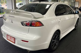 2015 Mitsubishi Lancer CF MY16 ES Sport White 6 Speed Constant Variable Sedan.