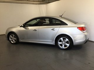 2012 Holden Cruze JH Series II MY12 SRi-V Silver 6 Speed Sports Automatic Sedan