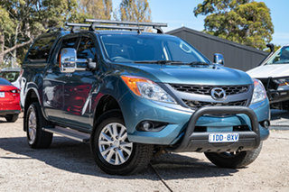 2015 Mazda BT-50 UP0YF1 XTR 38l 6 Speed Sports Automatic Utility.